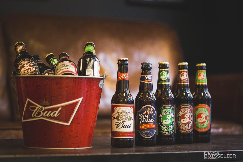 Roadside Bières américaines
